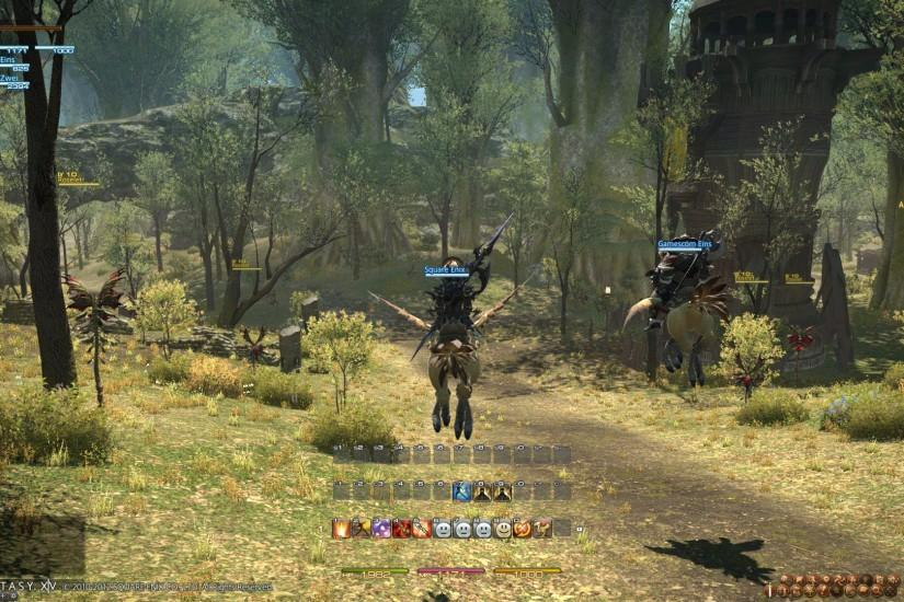 Video Game - Final Fantasy XIV: A Realm Reborn Wallpaper