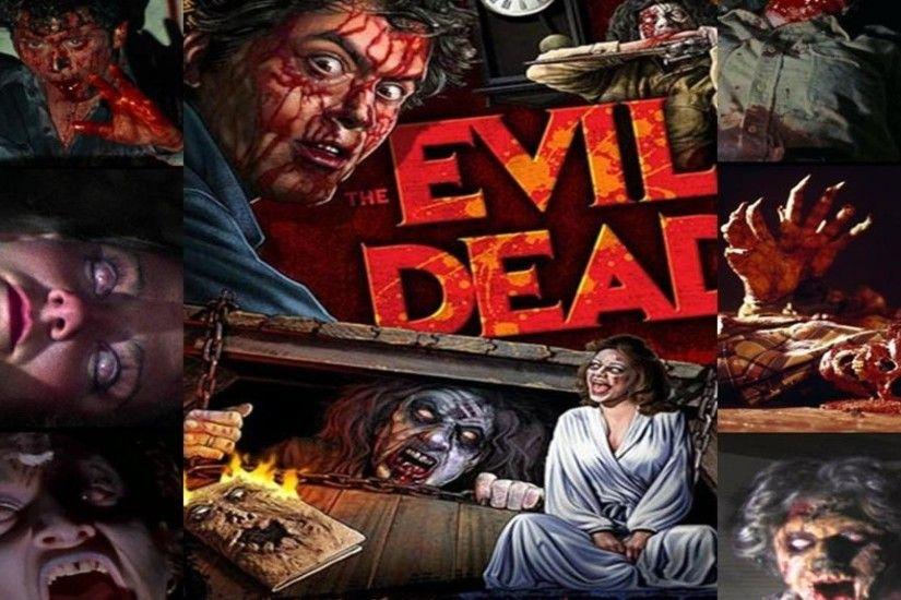 Evil Dead Wallpaper 1920x1080 1