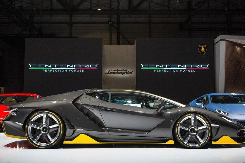 Lamborghini, Lamborghini Centenario LP770 4, Super Car, Exotic, Car  Wallpapers HD / Desktop and Mobile Backgrounds