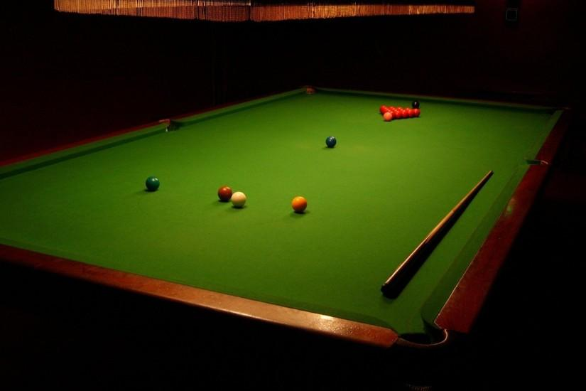SNOOKER TABLE pool wallpaper background