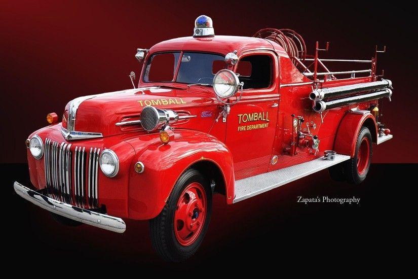 Vehicles Scania Fire Truck Wallpapers