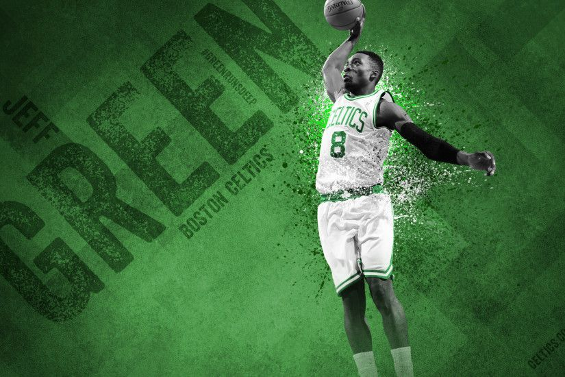 2014-15 Season - Green Runs Deep Wallpaper