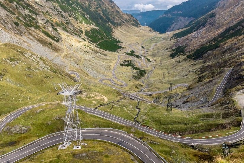 ... from the Carpathian mountains in Europe captured by Sergey Norin in  this photography · Transfagarasan can be found in Romania and in this  wallpaper can ...