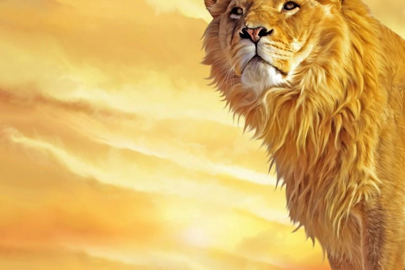 amazing lion background 1920x1080 for iphone 6