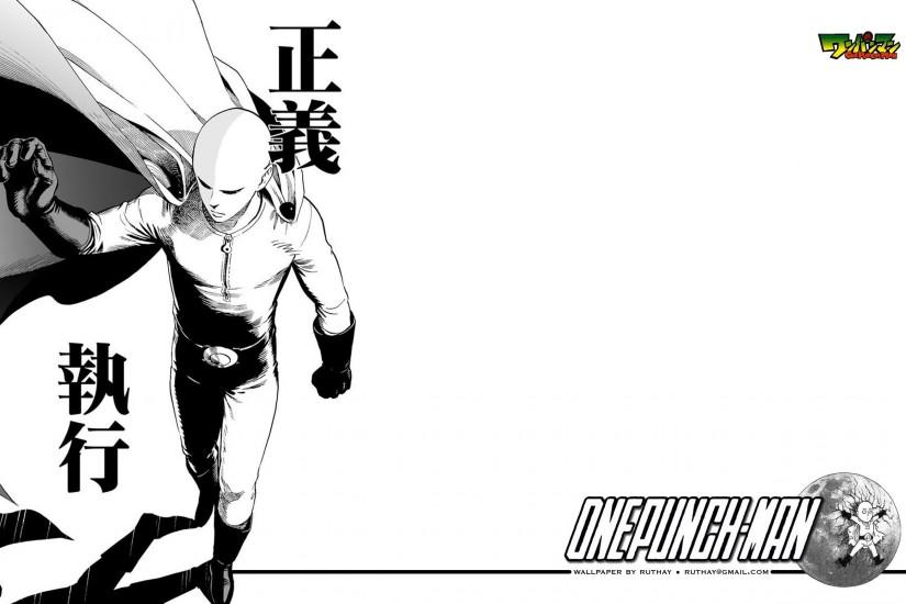 free one punch man wallpaper 2560x1600 4k