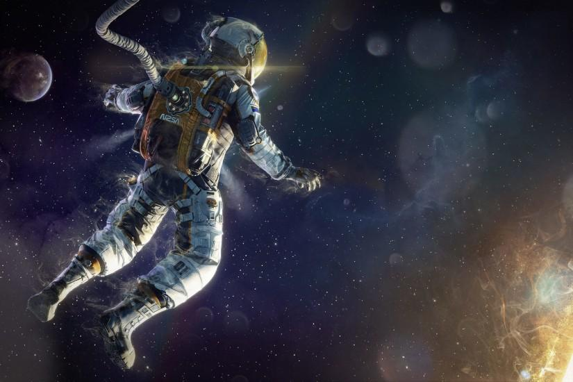astronaut wallpaper 2560x1600 windows 10