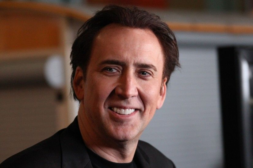 HQ Nicolas Cage Wallpapers | File 492.83Kb