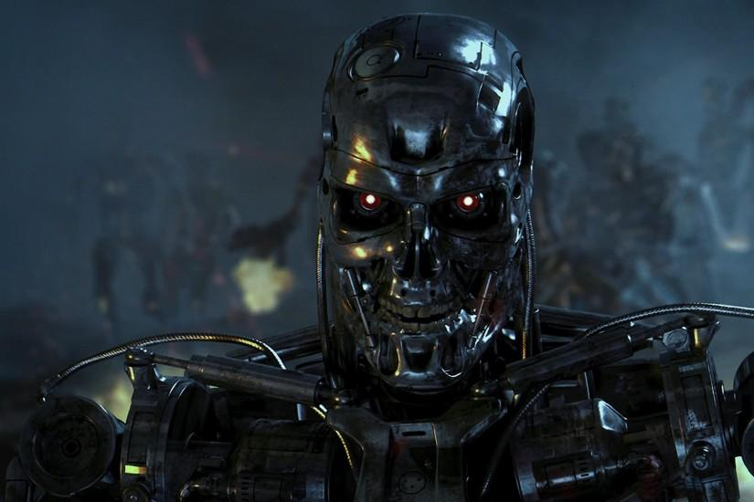 New Terminator Wallpaper
