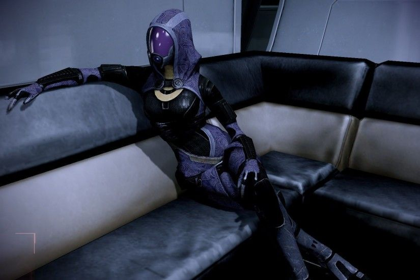 Tali'Zorah nar Rayya - Mass Effect HD Wallpaper 1920x1080