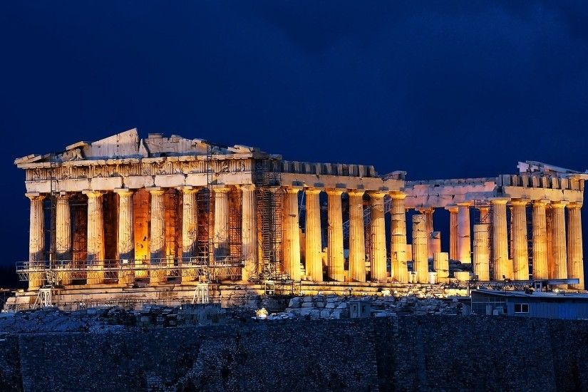 Greece, Athens, Acropolis, Parthenon Wallpapers HD / Desktop and Mobile  Backgrounds