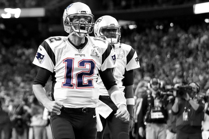 Temporary Tom Brady Spotlight Wallpaper : Patriots Ideas