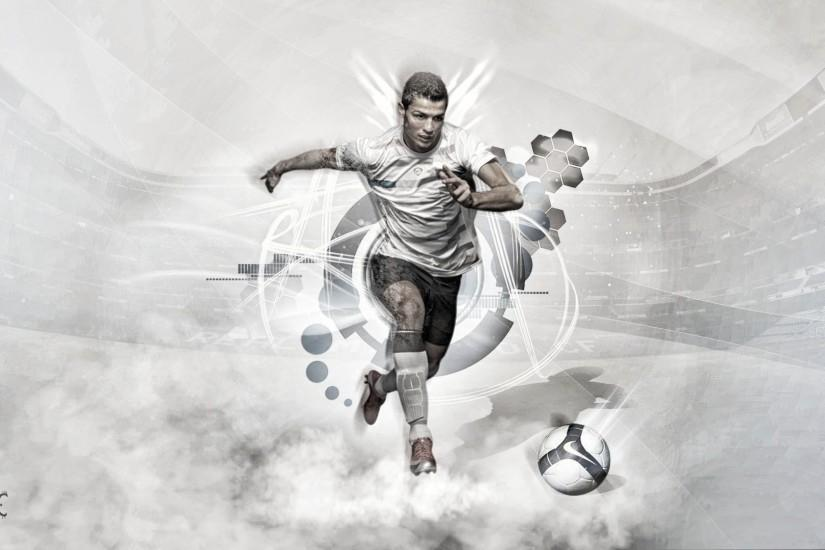 Nice Cristiano Ronaldo Wallpaper Football | Football HD Wallpapers