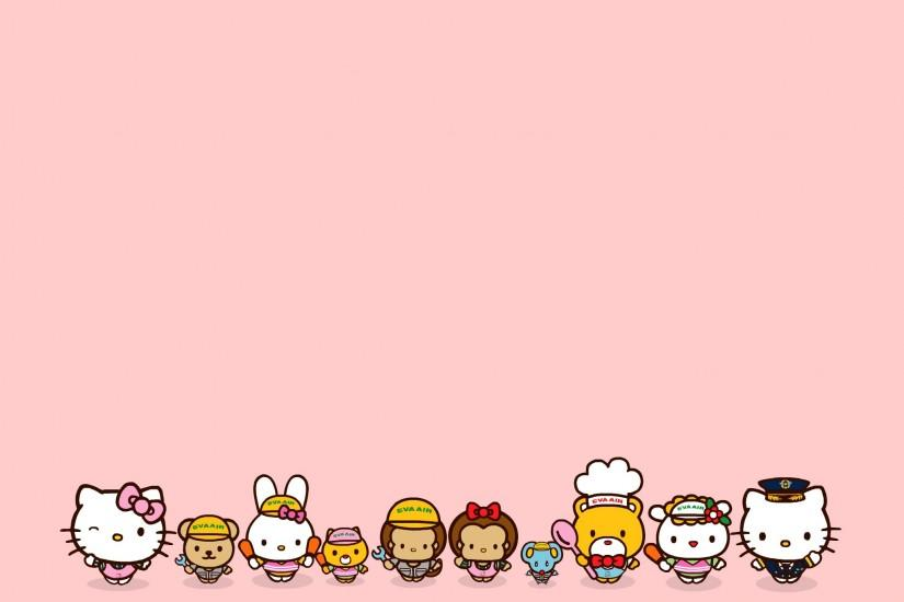 2048x1536 Desktop Background - hello kitty
