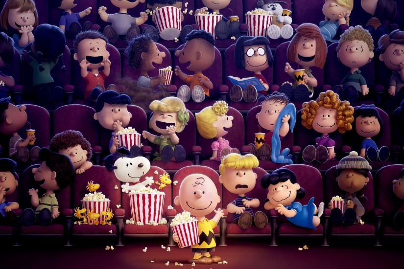 The Peanuts Movie Wallpapers