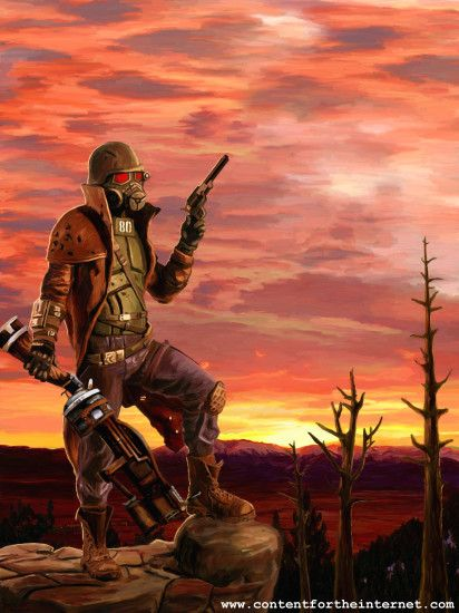Fallout NCR Ranger by contentforthenet Fallout NCR Ranger by  contentforthenet