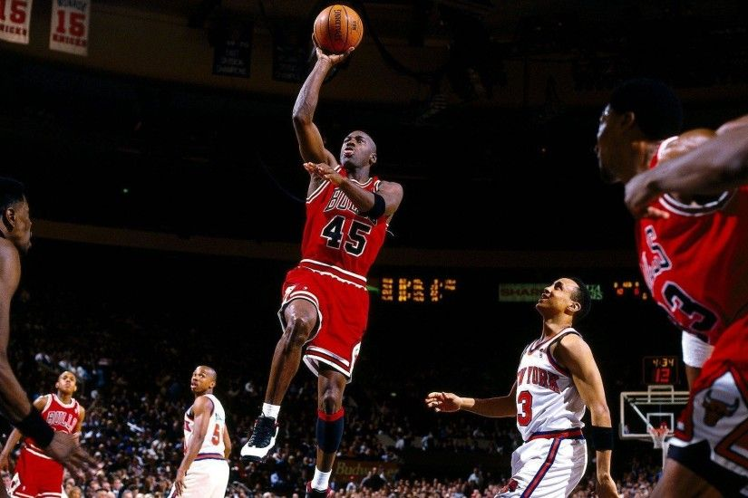 Sport: Michael Jordan Wallpaper Great Slam Dunk, michael jordan hd .