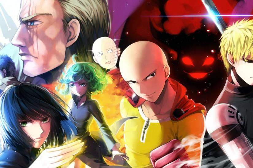 one punch man wallpaper 3142x1200 htc