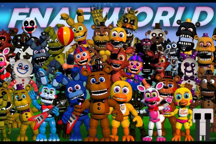 fnaf background 1920x1080 for samsung galaxy