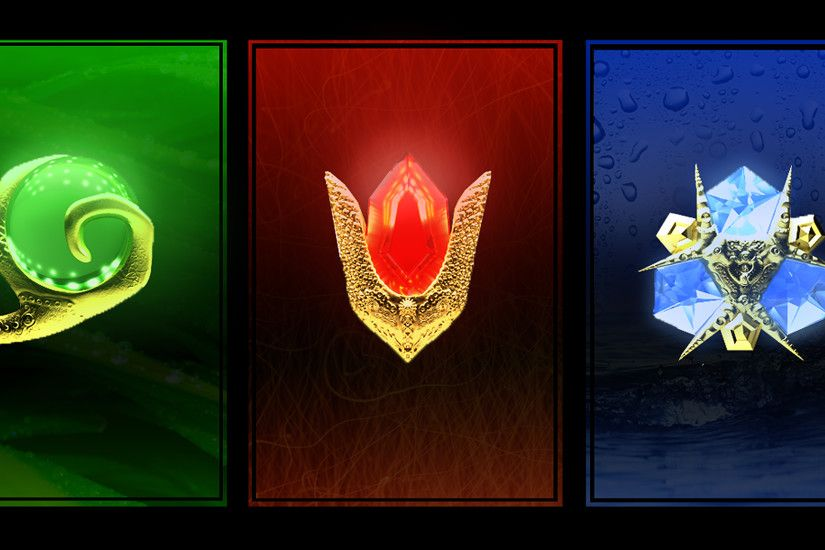 The Legend of Zelda, Ocarina of Time gems