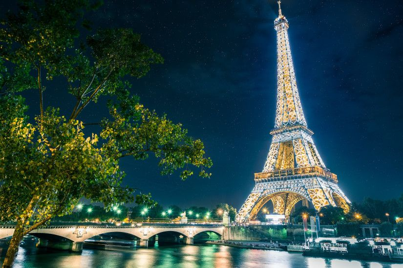 Paris Eiffel Tower Wallpapers | HD Wallpapers