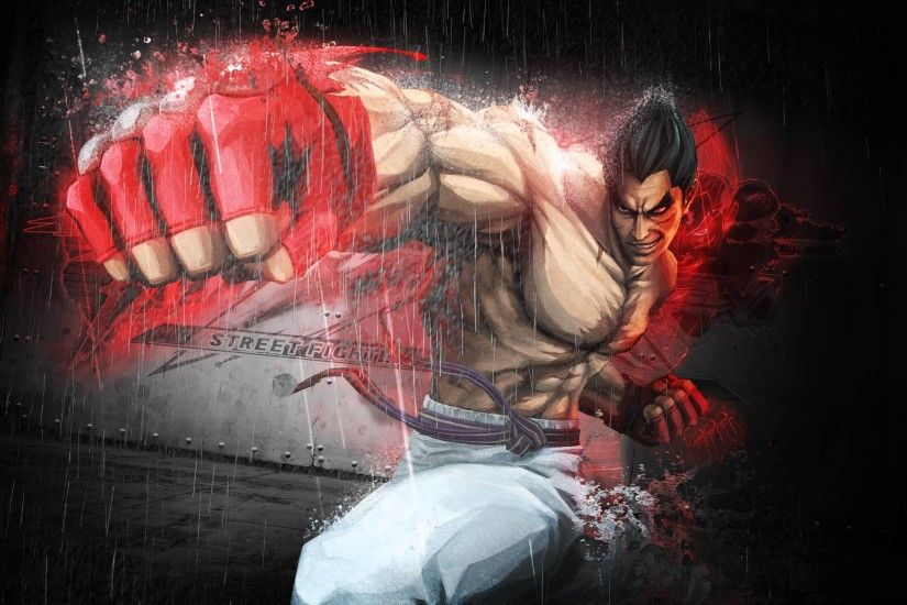 Street Fighter X Tekken [Wallpapers HD] - Taringa!