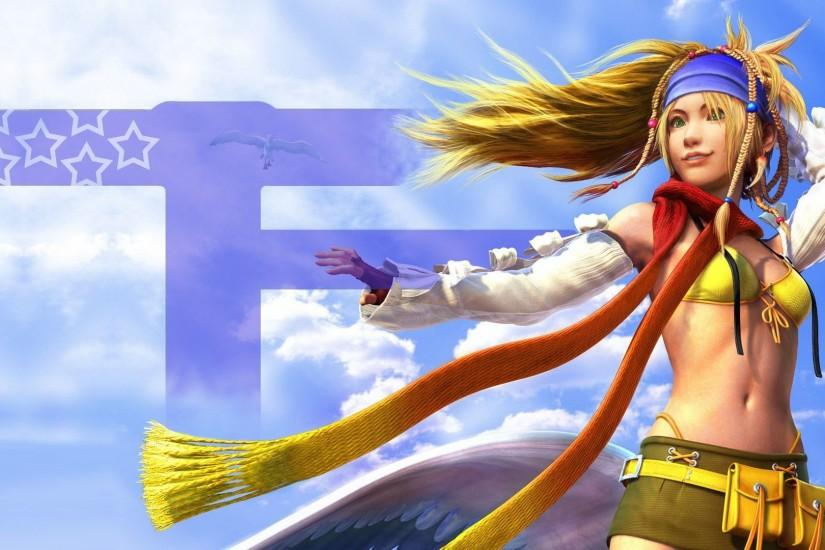 Final Fantasy Rikku wallpaper - 114847