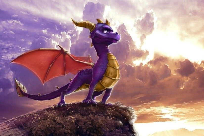 Spyro Dragon Wallpaper · Spyro Wallpaper | Best Desktop .