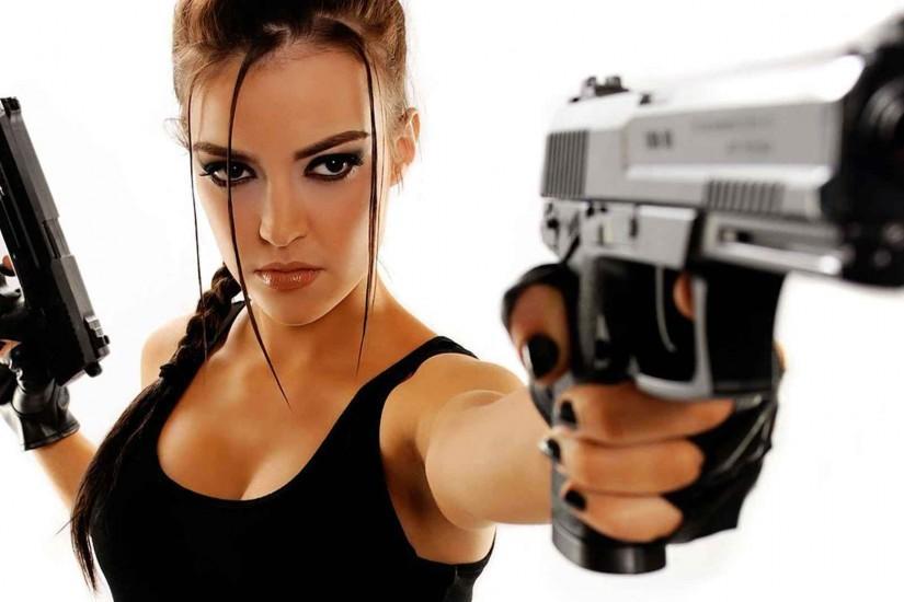Guns wallpaper ·① Download free cool full HD wallpapers ...