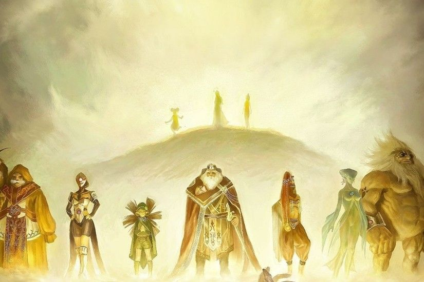Legend Of Zelda Twilight Princess Wallpapers High Resolution ...