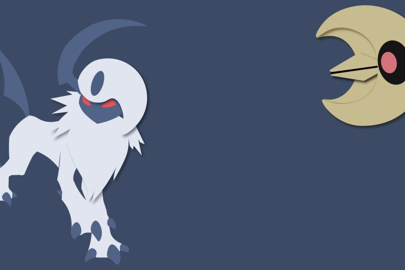 Best wallpaper gallery with Absol Minimalist Background and HD wallpapers.  We collected full High Quality pictures and wallpapers for your PC, ...