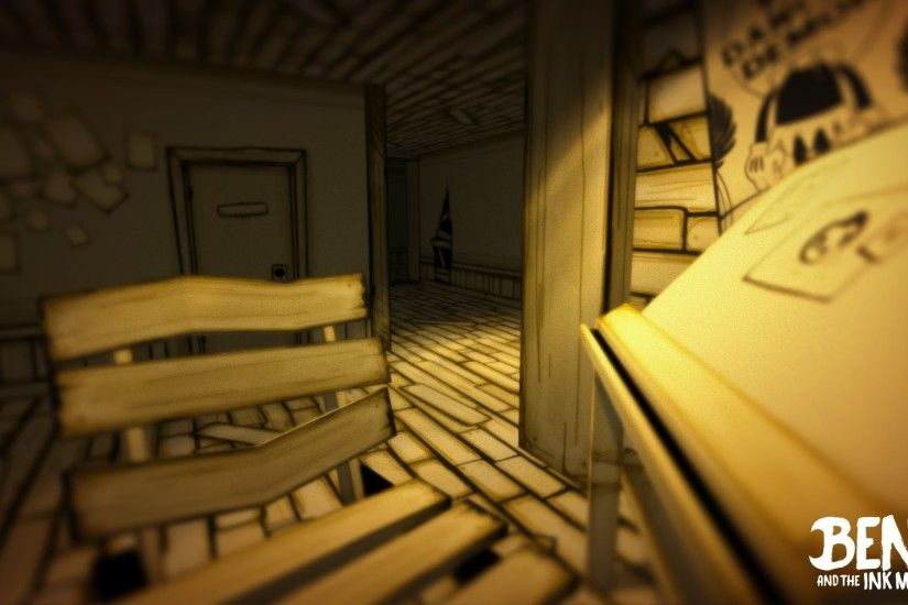 Bendy and the Ink Machine is a free first person horror game. Players  venture into a seemingly abandoned building to complete a series of puzzles  after ...