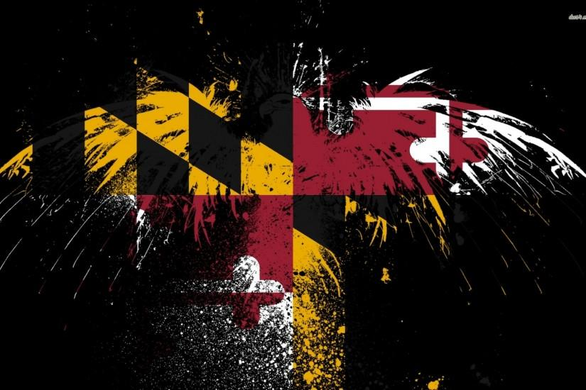 Flag of Maryland wallpaper - Artistic wallpapers - #40448