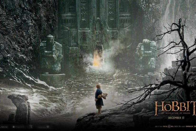 the 4th wallpaper from The Hobbit 2 The Desolation of Smaug is listed below  in HD and wide sizes for set up in phones, tablets and desktop backgrounds