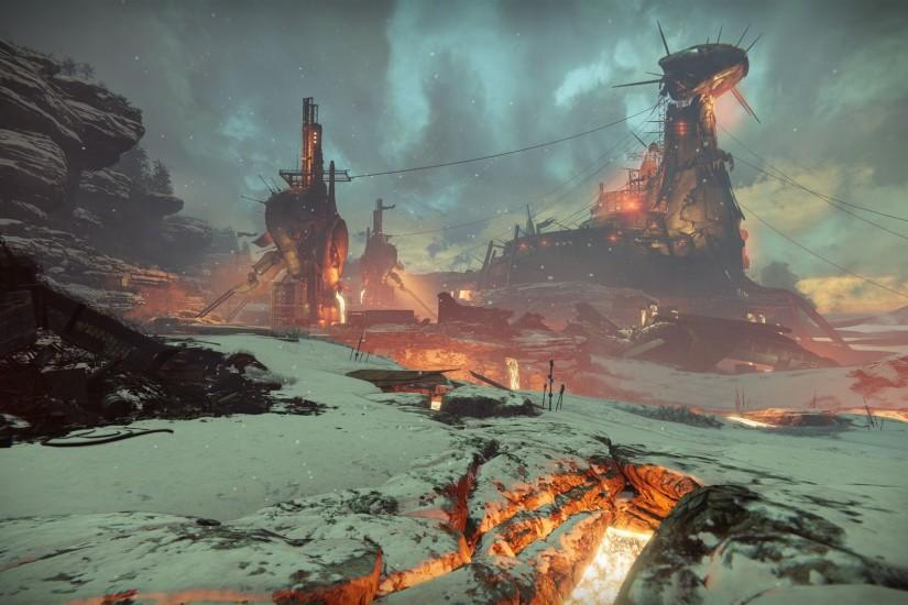 Destiny: Rise of Iron high quality wallpapers