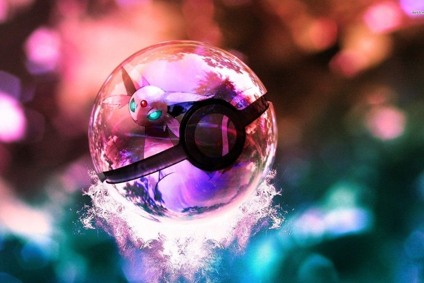 Pokeball Pokemon Anime Wallpaper HD