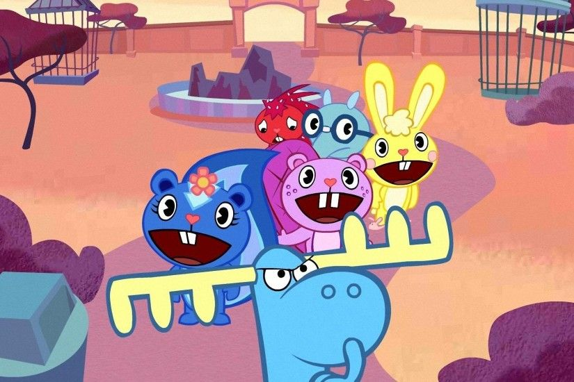 Happy Tree Friends A To Zoo