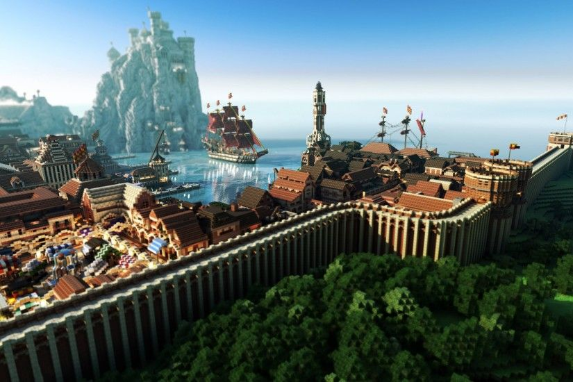minecraft video games westeroscraft house lannister a song of ice and fire  render wallpaper hd