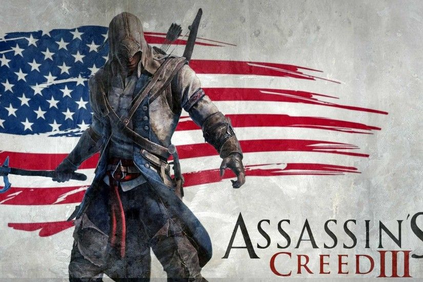 190 <b>Assassin's Creed III HD</b> Wallpapers | Backgrounds -