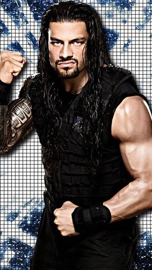 Roman Reigns WWE Wrestler RAW SmackDown Wallpaper | WallpapersByte