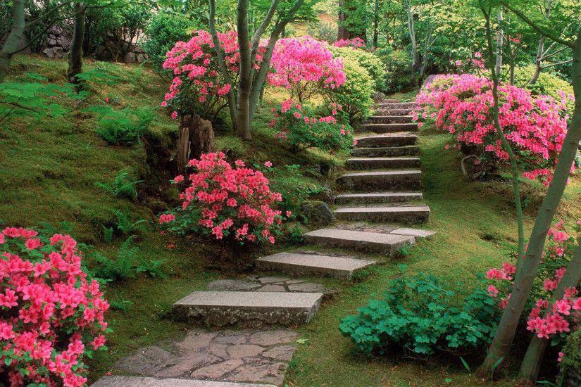 29721 Japanese Garden 1920x1080 World Wallpaper 1920A