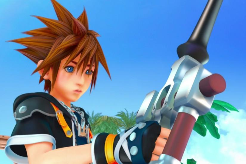 Kingdom Hearts 3 Wallpapers Hd