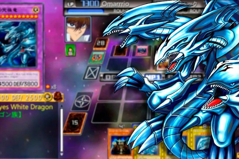 Yu-Gi-Oh! 5D's Tag Force 6 - Blue-eyes Ultimate Dragon! Seto vs. Jack! -  YouTube