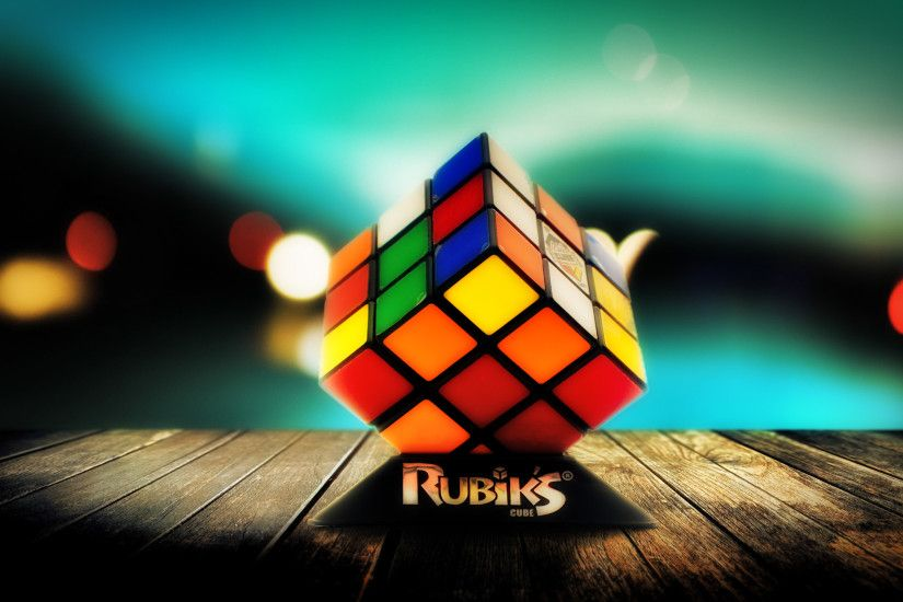Impressive Photo: Rubiks Cube Wallpapers, 2560x1440 px