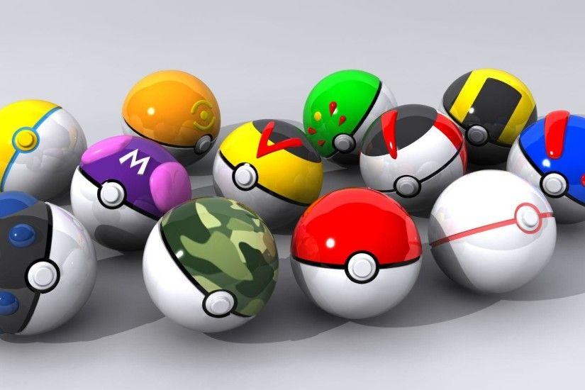 Pokeballs Wallpapers Wallpapers High Quality | Download Free