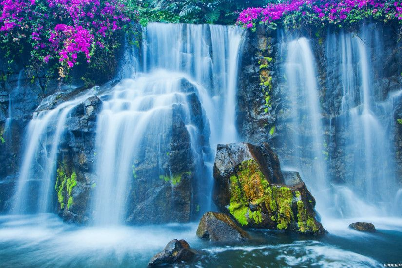 Waterfall wallpapers ...