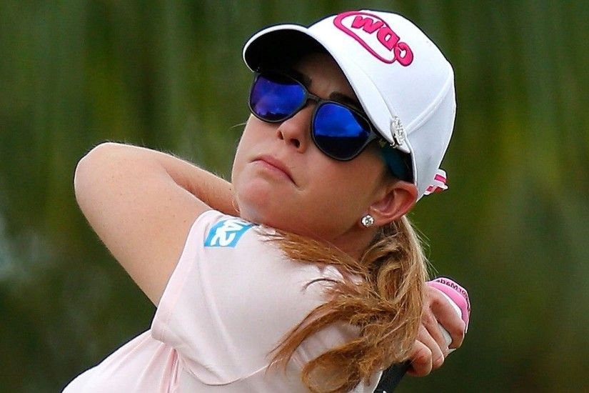 USA professional Golfer Paula Creamer Download Resolutions .