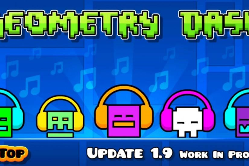 Geometry Dash 1.9 Quick Look!