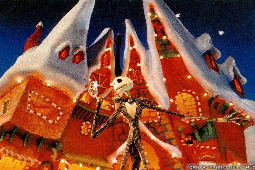 ... The Nightmare Before Christmas Wallpaper The Nightmare Before Christmas  HD Background ...