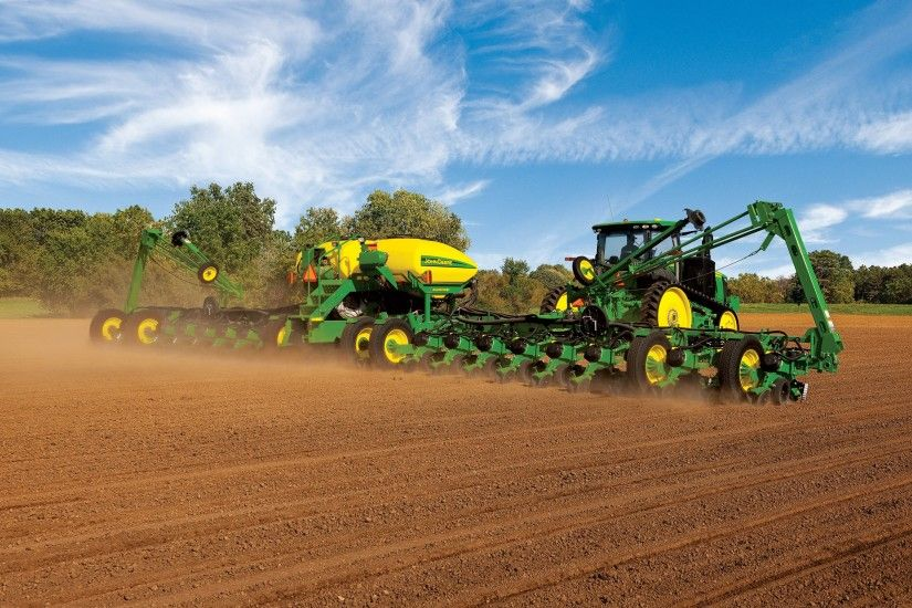 16 Fantastic HD John Deere Wallpapers