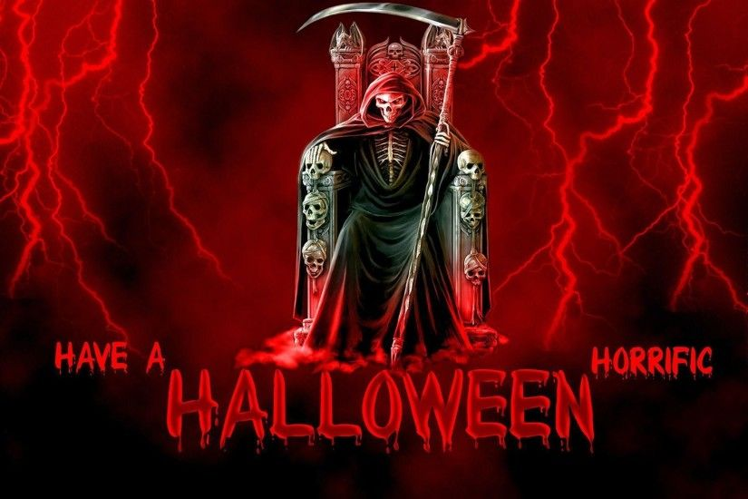 Scary Happy Halloween Wallpaper Wallpaper Background | Image Browse